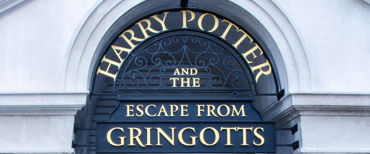 Escape from Gringotts