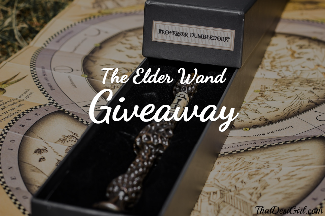 featured elder wand giveaway