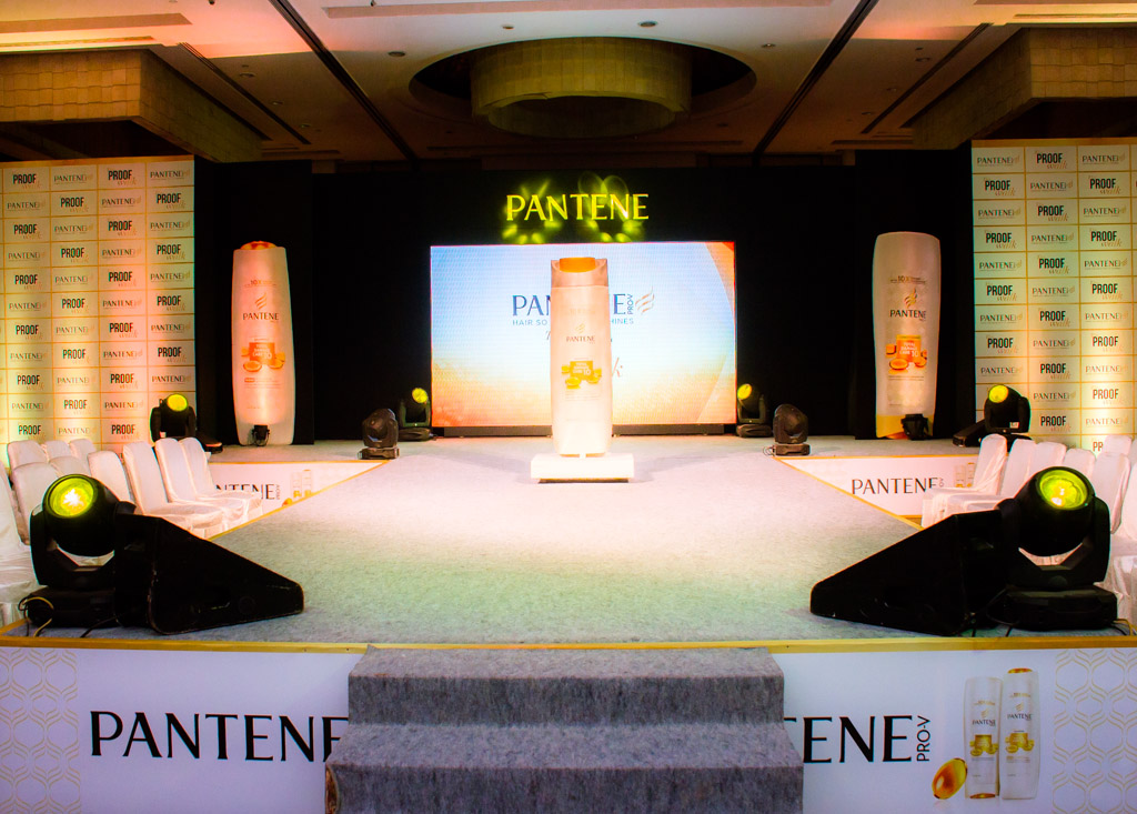 pantene Proof Walk