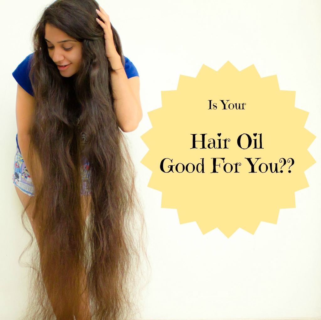 Hair oil featured